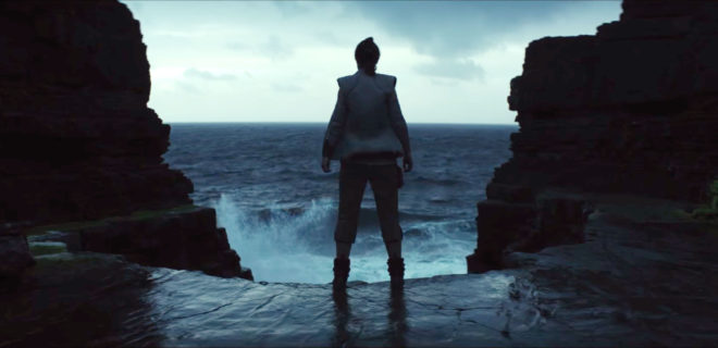 Luke Who's Talking! It's the First Trailer For Star Wars: The Last Jedi