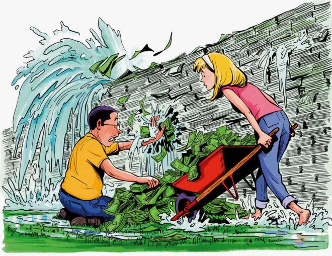 Coastal Inundation Reveals the Upside of Climate Change