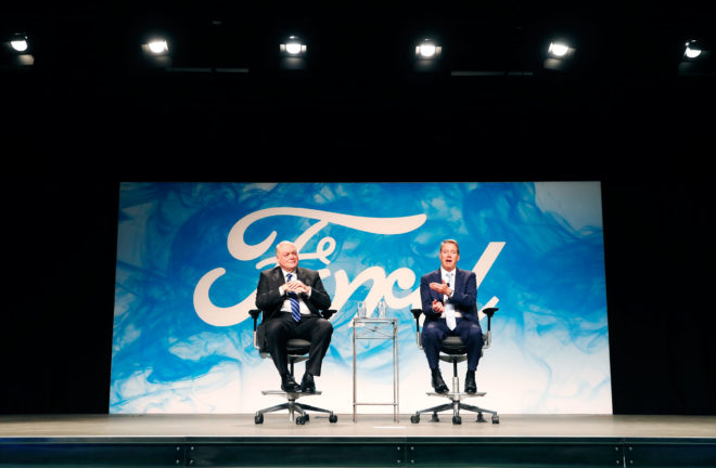 Ford Replacing CEO Mark Fields Doesn't Clarify Its Hazy Future