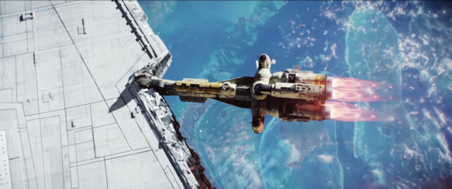The Physics of Ramming an Imperial Star Destroyer, Explained