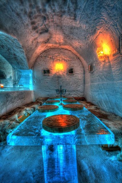 Ice-hotel-at-Sorrisniva-Alta-Norway