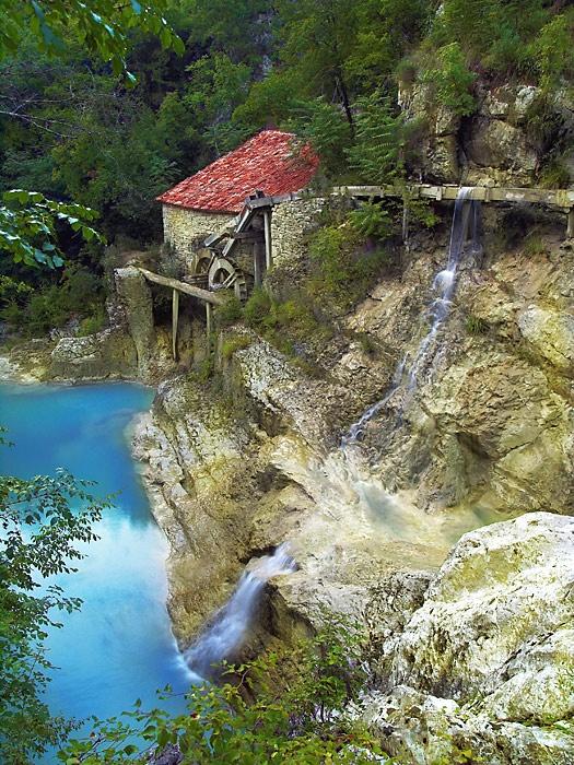 Old-Mill-Istra-Croatia