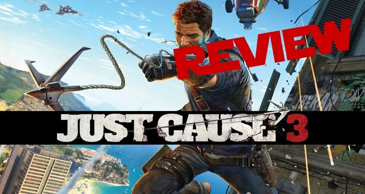 Just Cause 3 Review An action-adventure video game