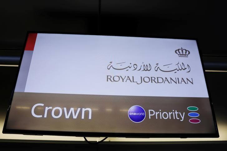 US laptop ban lifted on Kuwait Airways and Royal Jordanian