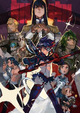 kill-la-kill-anime-poster-by-chisuukei1