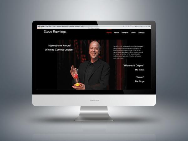 Steve Rawlings' website