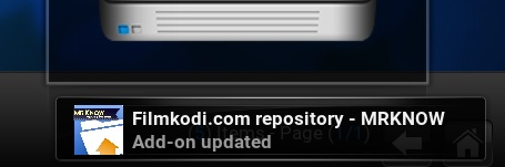 MrKnow repository updated