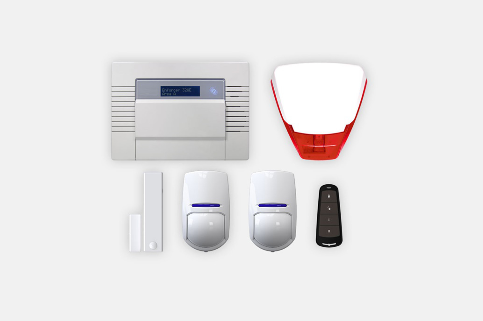 Fitted Home Alarms