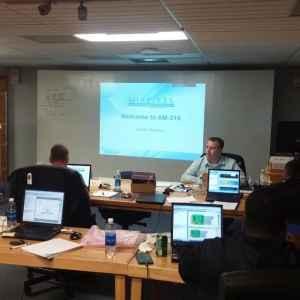 AM-214 Site Survey & WLAN Design Training course