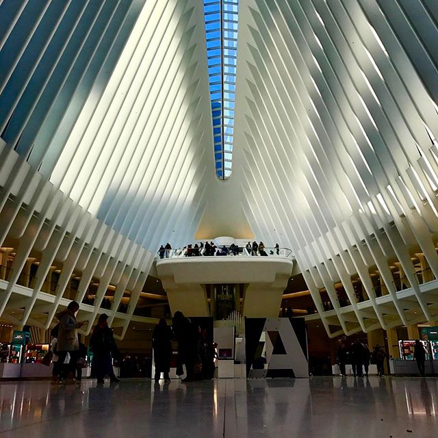 WTC Oculous. #NYC #WTC #travel #traveling #socialenvy  #vacation #visiting #instatravel #instago #instagood #trip #holiday #photooftheday #fun #travelling #tourism #tourist #instapassport #instatraveling #mytravelgram #travelgram #travelingram #igtravel  #ForeverBermuda #GoToBermuda #Bernews #BermudaDreaming #Paradise #photography