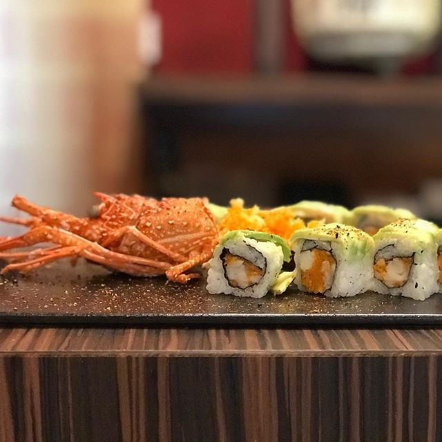 Another amazing creation from the mind of @pierangelo14 at Harborfront. #TGIF #SUSHI .....#travel #traveling #socialenvy  #vacation #visiting #instatravel #instago #instagood #trip #holiday #photooftheday #fun #travelling #tourism #tourist #instapassport #instatraveling #mytravelgram #travelgram #travelingram #igtravel  #ForeverBermuda #GoToBermuda #Bernews #BermudaDreaming #Paradise #photography