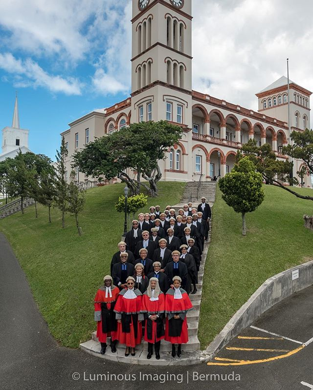Here's today's shoot of the Bermuda Bar Council lawyers in comparison to my previous post which was taken a year or so ago. Not so many as last time but still came out well.