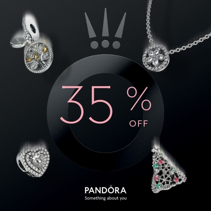Repost from @crissonjewellersbermuda  FRIDAY, NOVEMBER 20th! THE EARLY BLACK FRIDAY offer will be back, just for you?. Enjoy 35% off your total Pandora purchase in-store, TOMORROW, FRIDAY, NOVEMBER 20th 2020.  Offer excludes Bermuda Charms, Build Your Own Gift Set Promotion, and Last Chance. Cannot be combined with any other promotions. Limit 5 of any single SKU per customer. In stock items only. Not valid with prior purchases or the purchase of gift cards.  Store Hours: 10am - 5pm Face Masks Are A Must
