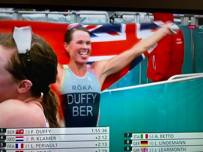 @floraduffy YOU ARE AMAZING!! first EVER gold medal!! So proud and happy for you!