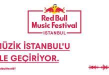 Red Bull Music Festival istanbul 2019