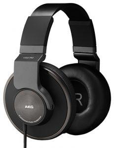 AKG's rare but beautiful pair of headphones
