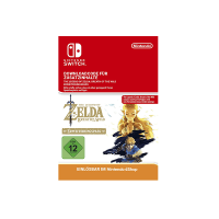 Zelda: Breath of the Wild Expansion Pass DLC [Switch Download Code]