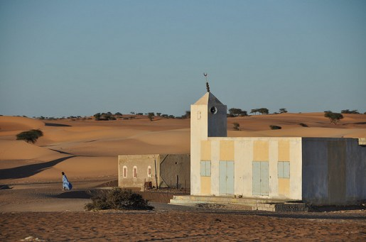Desierto (Mauritania)