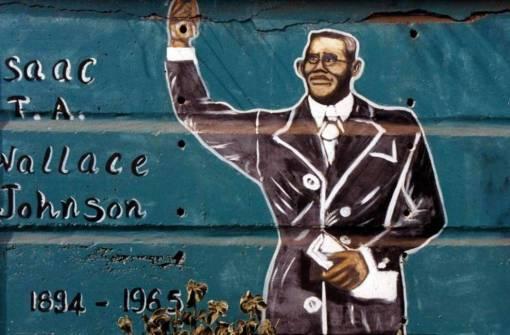 Isaac Theophilus Akuna Wallace-Johnson, Periodista y sindicalista. Fuente: Brand Sierra Leone