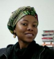 NoViolet Bulawayo. Fuente: web de la escritora