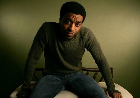 Chiwetel Ejiofor, el actor que representa a Lumumba en la obra 'The Season in the Congo'.