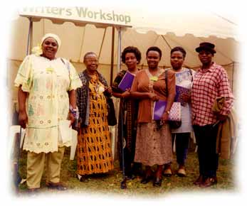 Uno de los encuentros de FEMRITE. Fuente: wworld.org