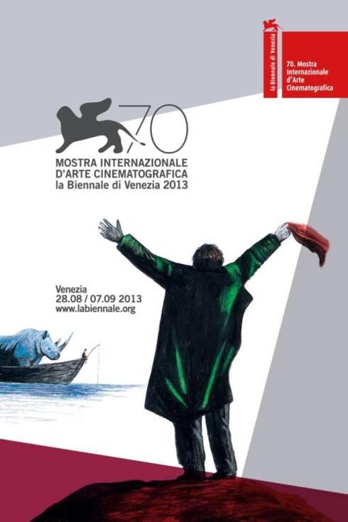 Cartel de la 70ª edición del Festival de Venecia
