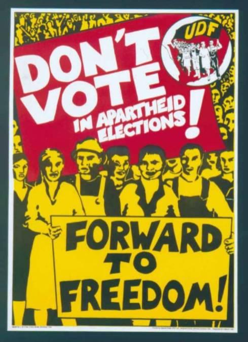Don't vote!