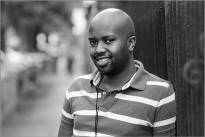 Director y productor David 'Tosh' Gitonga.