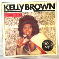 Portada de Kelly Brown, uno de los pioneros del Funk keniano.