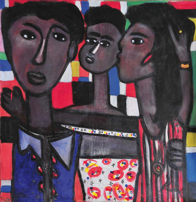 La Amistad - Ibrahima Kébé