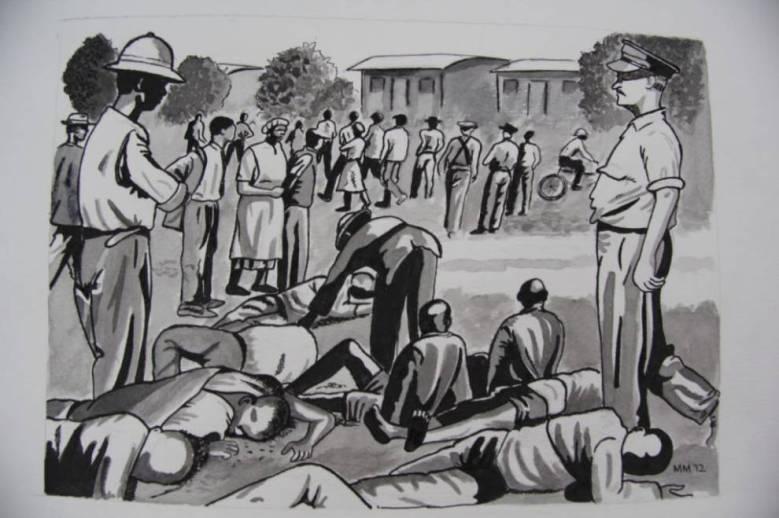 """March 1960"" (Sharpeville)"