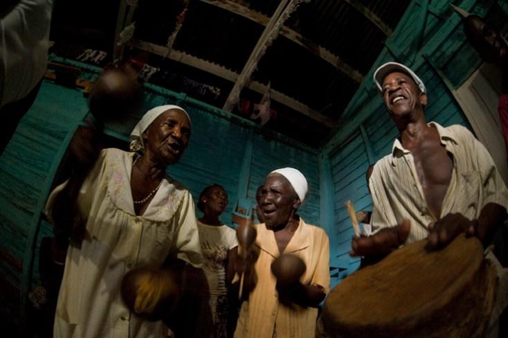 Una imagen de afrodescendientes en la República Dominicana. Foto: Sebastián Beláustegui