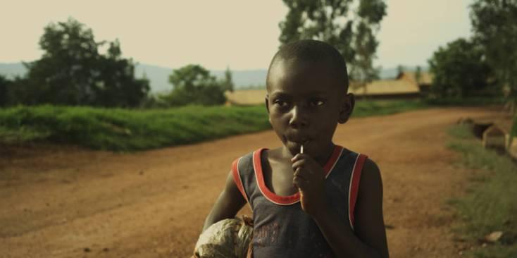 Fotograma de la película 'Kinyarwanda' dirijida por Alrick Brown.