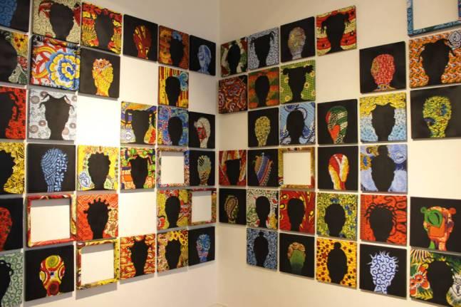 Homenaje a niñas raptadas Nigeria