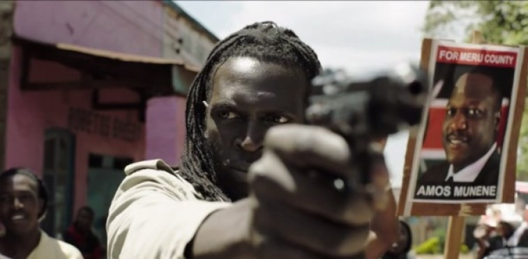 Imagen de la película VEVE (2014), del director keniano Simon Mukali.