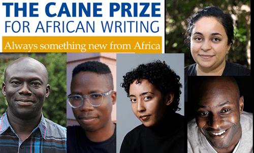 Imágenes de los cinco finalistas de la edición 2015 del Caine Prize