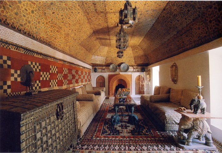 Moroccan Interior Design Style | INDOOR Solution Photo