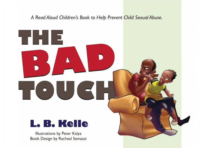 Portada del libro The Bad Touch