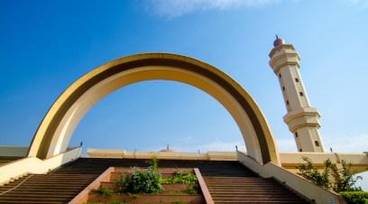 Mézquita de Kampala