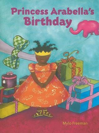 Imagen de la serie de la Princesa Arabella de Mylo Freeman. Fuente: Facebook del personaje www.facebook.com/PrincessArabellaVIP/