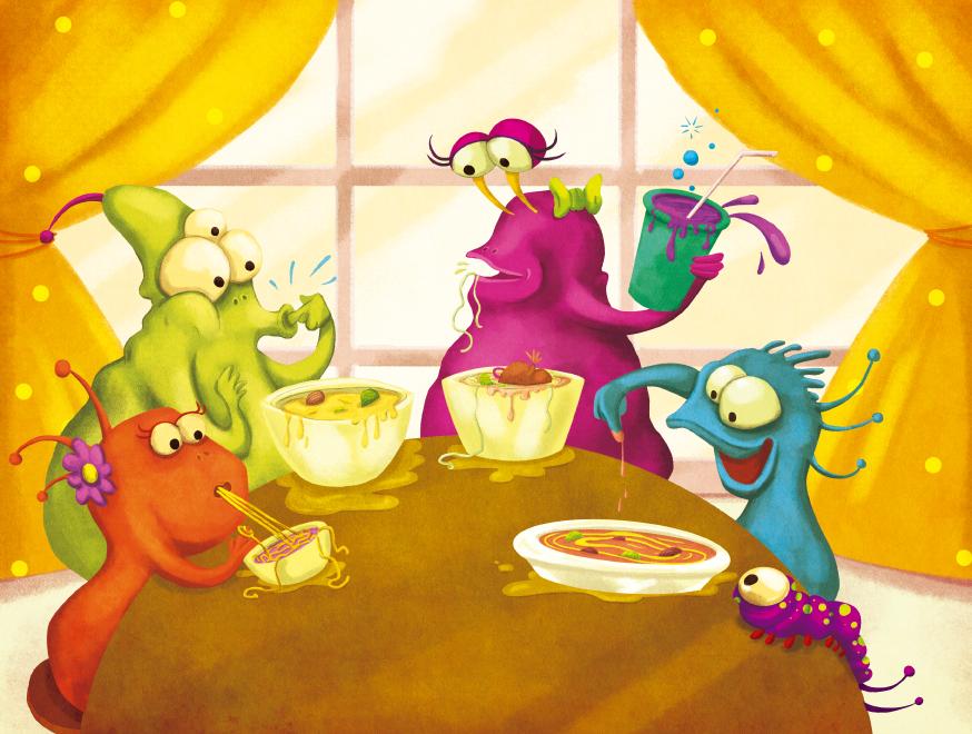 Ilustración de Lydia Mba. Fuente: web de la ilustradora www.lydiamba.com/
