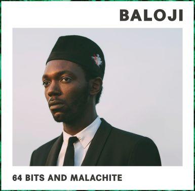 Portada del último EP de Baloji.