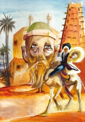 Kadri Amadou - Viaje al Santuario