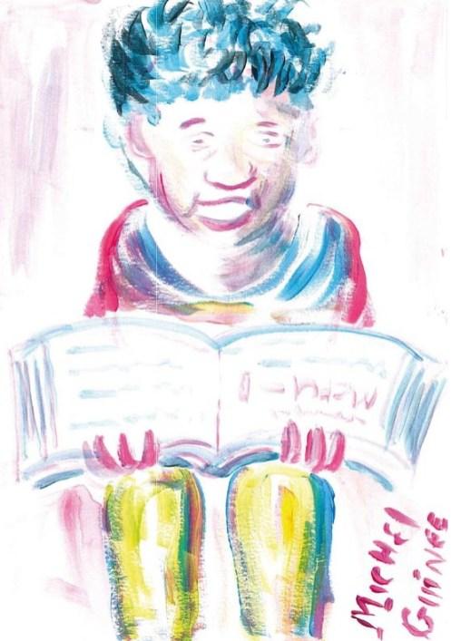 Michel Millimouno - El que lee mucho y anda mucho , sabe mucho y ve mucho