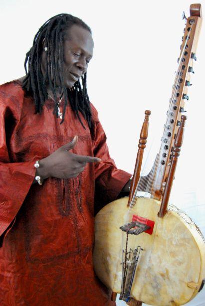 Música africana.