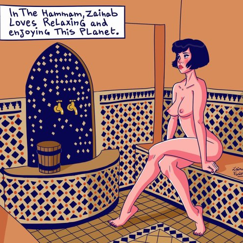 Zainab Fasiki.