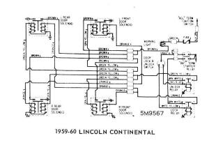 1964 lincoln continental wiring diagram 1964 lincoln Black Bedroom Furniture Sets Home Design