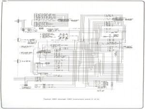 1979 Chevy C30 Truck Wiring Diagram Gauges  Wiring Forums