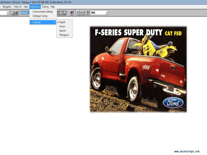 Free Ford Asia Pacific Microcat 2016 Parts Catalog, Spare Parts Catalog Images